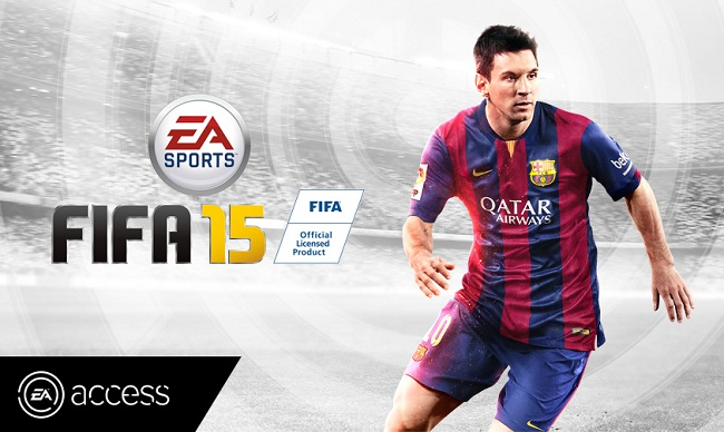 FIFA 15's new soundtrack from Spotify