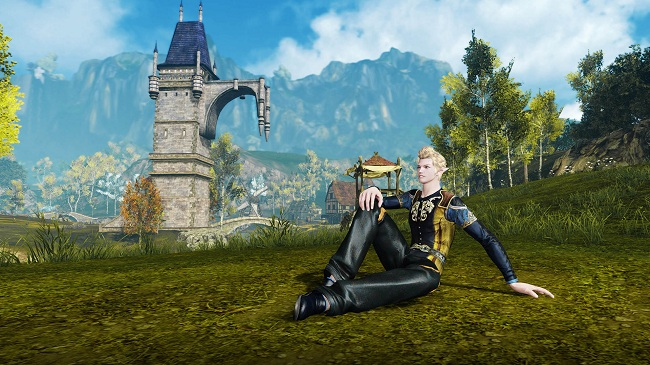 Archeage Gold is key to be success
